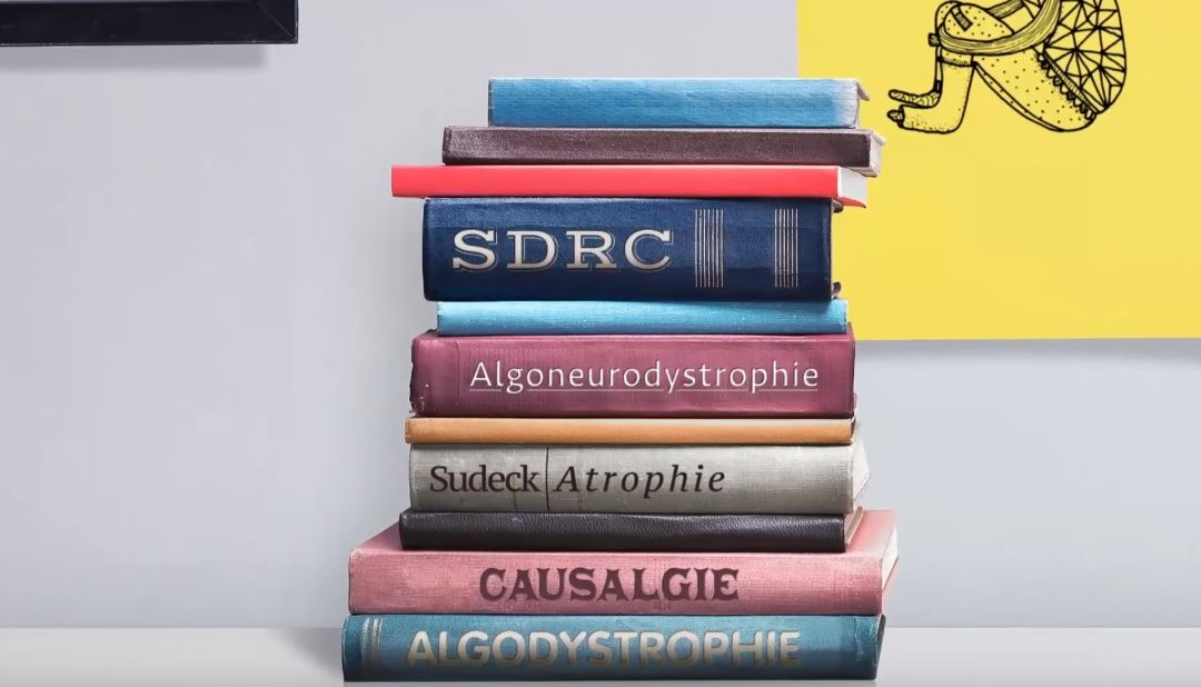 L'algodystrophie ou SDRC